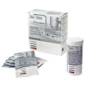 čisticí sada na moderní hliník a nerezovou ocel - 311140, 00311140, 00311775, 311775 Bosch, Siemens, Neff