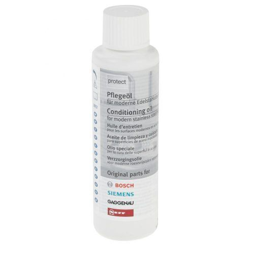 olej na nerez, ošetřování nerezu - 00311567 BSH