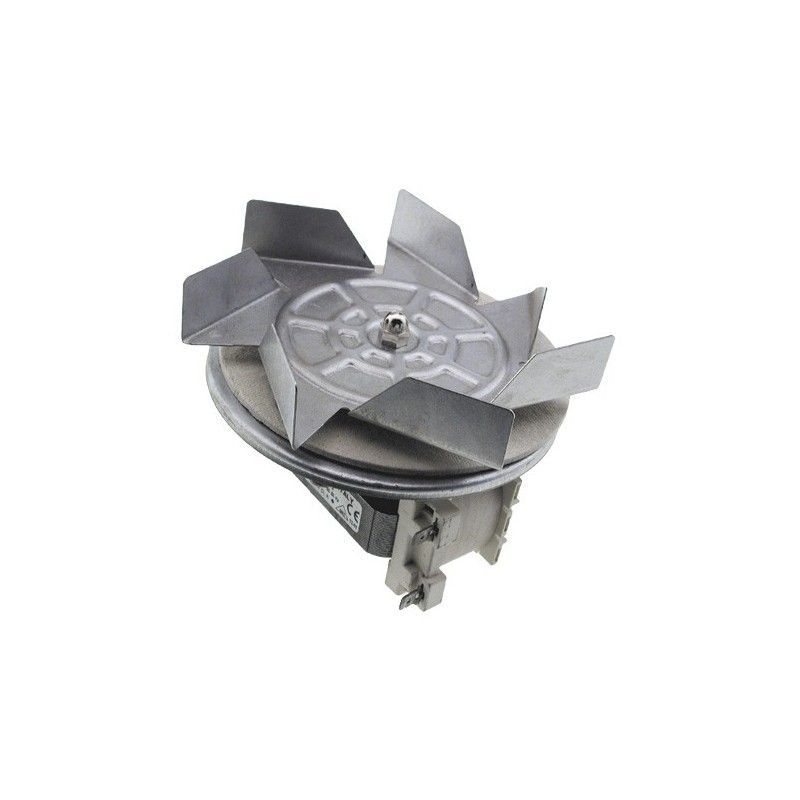 motor ventilátoru horkovzduchu na troubu Whirlpool Fagor Indesit Ariston Smeg Whirlpool / Indesit