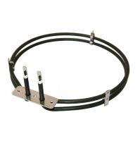 Těleso, topení kruhové pro trouby Electrolux AEG Zanussi - 3871425108