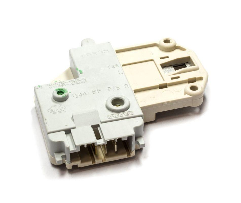zámek, blokování dveří do pračky Zanussi Electrolux AEG - 1240349017 AEG / Electrolux / Zanussi