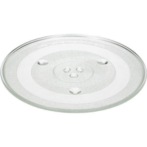 talíř do mikrovlnky skleněný 315 mm Candy