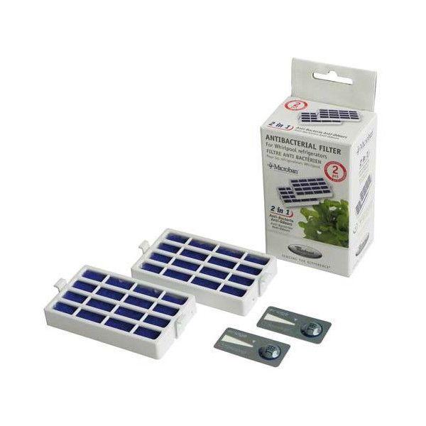 filtr Microban antibakteriální pro chladničky Whirlpool - sada 2 ks