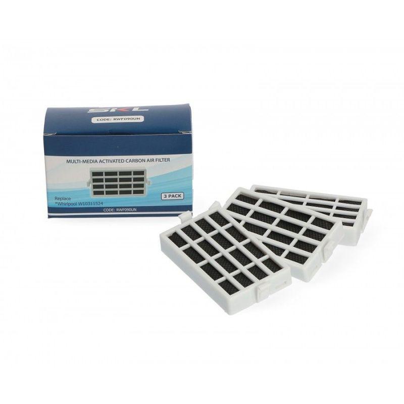 filtr Microban antibakteriální pro chladničky Whirlpool - sada 3 ks Whirlpool / Indesit