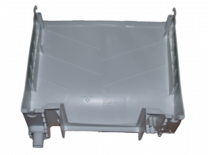 držák, kryt výparníku do mrazničky Zanussi, Electrolux, AEG AEG / Electrolux / Zanussi