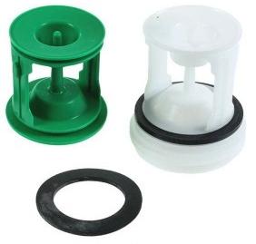 Sada filtrů vypouštěcího čerpadla do praček Indesit Ariston Whirlpool / Indesit