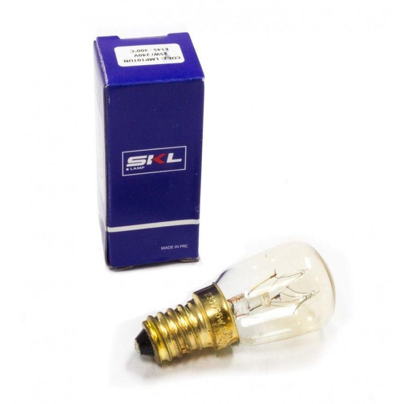žárovka do trouby E14, 25W, 300°C, délka 47mm Ostatní
