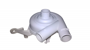 Příruba čerpadlo oběhové myčky - C00055005