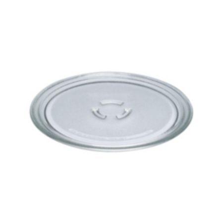 talíř do mikrovlnky skleněný 281 mm Whirlpool Whirlpool / Indesit