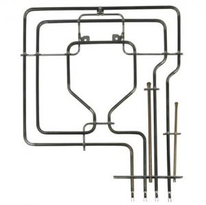 těleso topné horní + gril trouba Bosch Siemens - 00208752