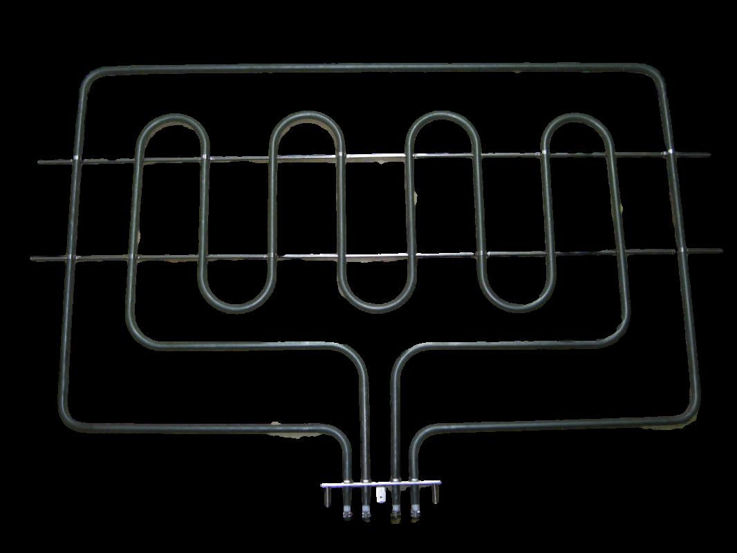 topné těleso, topení horní do trouby SMEG 1050 + 2800 W