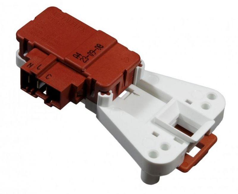 zámek, blokování dveří do pračky Whirlpool Bauknecht - 481202308009 Whirlpool / Indesit