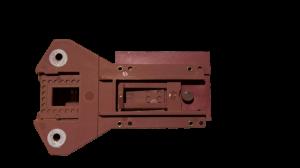 zámek, blokování dveří do pračky Whirlpool Bauknecht - 481969018108 Whirlpool / Indesit