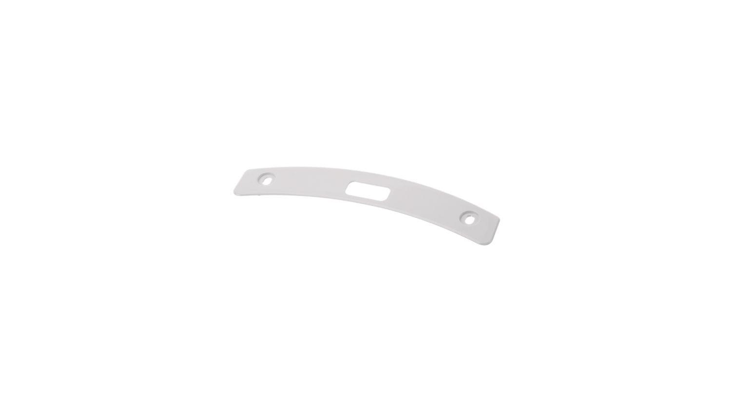 Krytka zámku dveří, bílá do sušičky Bosch - 10001811 BSH