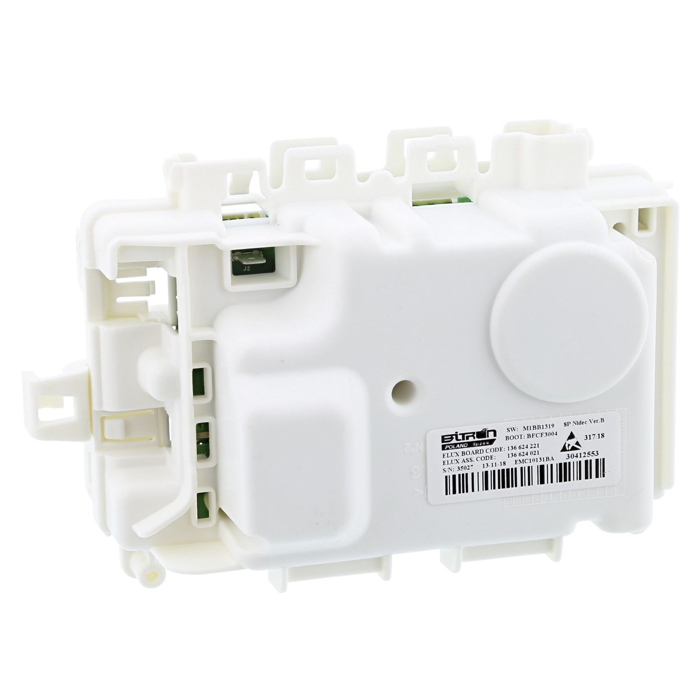 Měnič, elektronika motoru do sušičky AEG, Electrolux - 1366240214 AEG / Electrolux / Zanussi