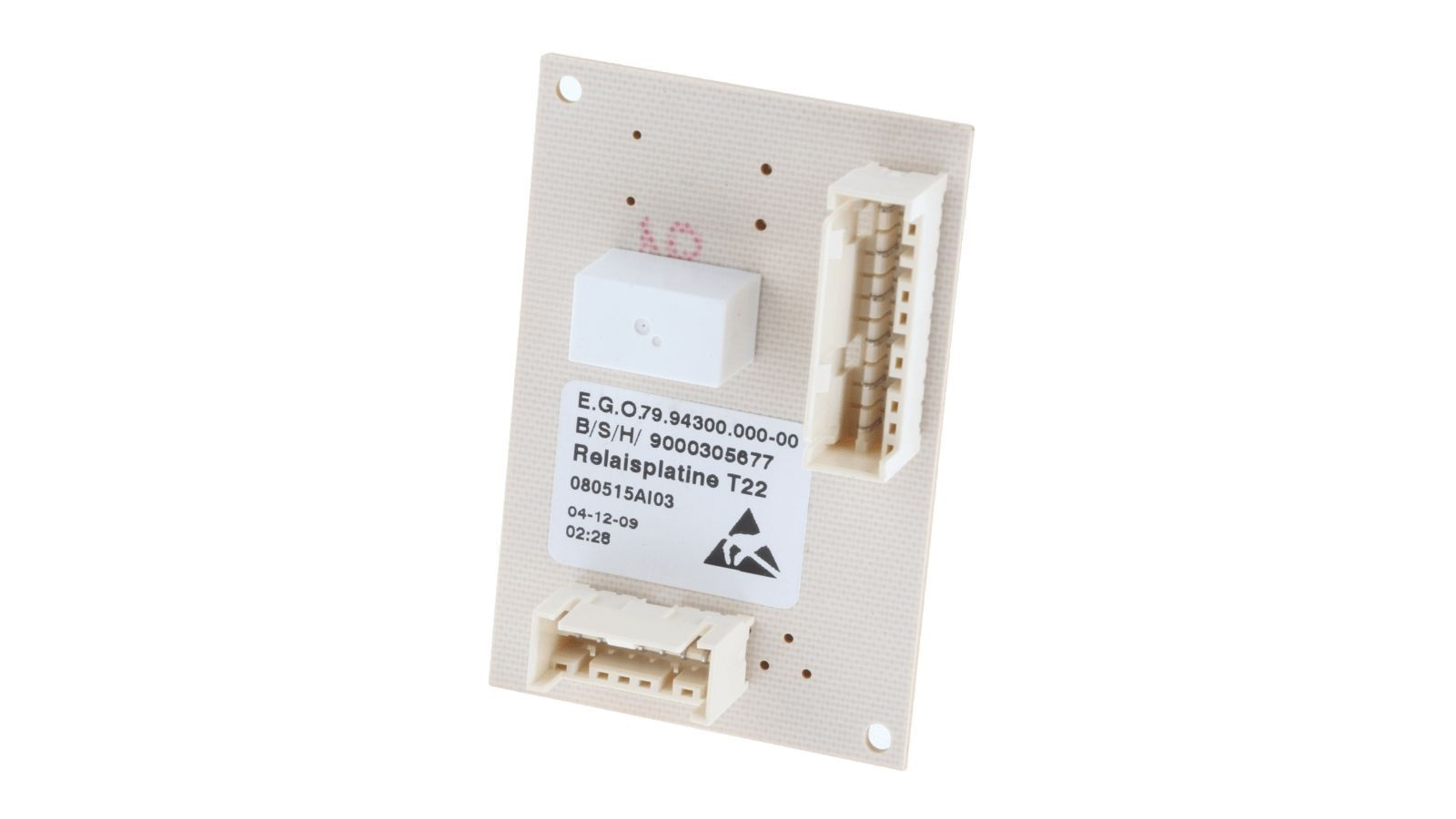 Modul relé do sušičky Bosch / Siemens - 00613781 BSH