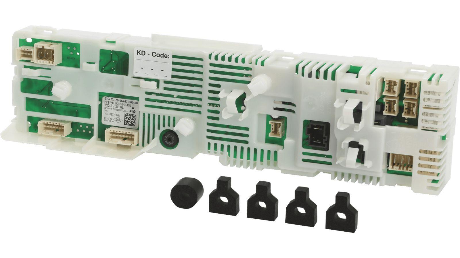 Řídící modul do sušičky Bosch / Siemens - 00652434 BSH