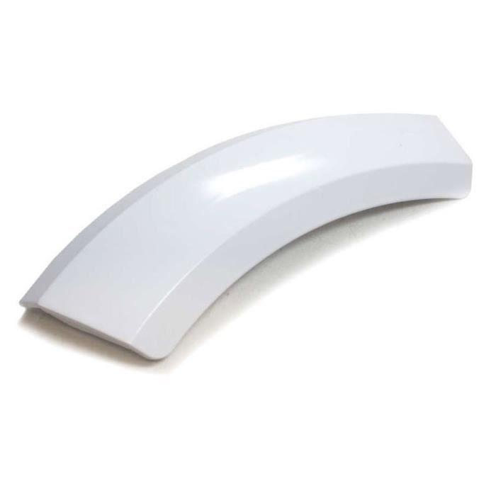 Rukojeť dveří, madlo do sušičky Bosch Siemens bílé - 00644221 BSH