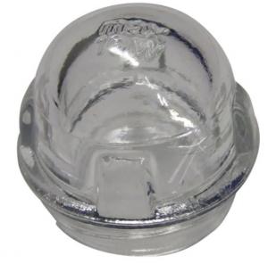 Skleněný kryt žárovky sušička Bosch / Siemens - 00606957