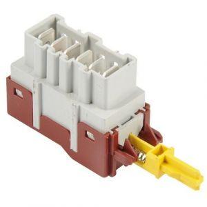 Vypínač, spínač do pračky, do sušičky Zanussi, Electrolux, 6+2 kontakty - 1249271402 AEG / Electrolux / Zanussi