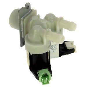Napouštěcí ventil dvoucestný do pračky Whirlpool Indesit - 481228128468