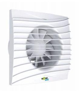 Ventilátor Vent uni VU-100-SF tichý, základní bez funkcí - 6142