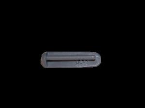 Aretace, koncovka, zarážka kolejnice horního koše pro myčku Beko Amica Whirlpool - 1880580400, 481246279981