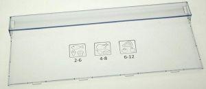 Panel na koš do mrazničky Beko Blomberg - 4634610100
