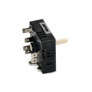 Regulátor energie plotny, přepínač výkonu ploten (pro 1 okruh) sklokeramických varných desek Univerzální - 5087021001