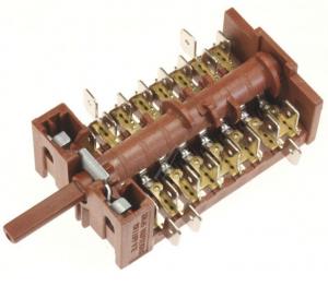Přepínač funkcí trouby do sporáku Amica - 8050826