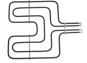 Těleso, topení dolní (1500W) pro trouby Fagor Brandt - CA5F001A5