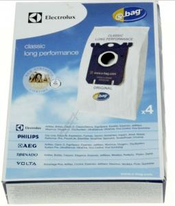 Sáčky E201B (4 ks) do vysavačů Electrolux AEG Zanussi - 9001665802