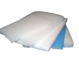 Filtrační materiál AF 130/G3 1m2 pro vzduchotechniku