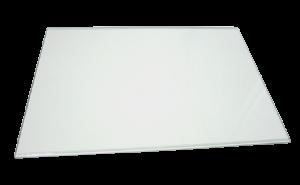 Skleněné víko šuplíku na zeleninu chladniček Whirlpool Indesit Ariston - C00119758