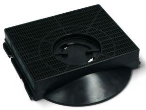 Uhlíkový filtr, 214x208xv40 mm, odsavačů par Gorenje Mora - 110575