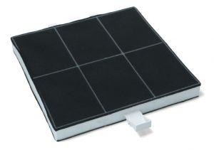 Uhlíkový filtr, 220x220x25 mm, odsavačů par Bosch Siemens - 00357585