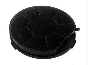 Uhlíkový filtr, průměr 240 mm, v 33 mm, odsavačů par Whirlpool Indesit - 484000008576