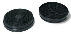 Uhlíkové filtry, 2 ks, průměr 175 mm, odsavačů par Candy Hoover - 49037930