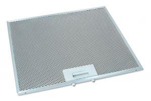 Kovový filtr, 333,5x300x8 mm, odsavačů par Univerzální